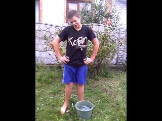 #IceBucketChallenge � ������� ������ ��������������� �� ��������� ����� � ���� �� �������� �� ������� �볿� , ������� �����! ������� ������!!!!  �����������, ��� ������ (� ��� 24 ������)