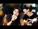 [VIDEO] 140905 EXO D.O. ft Chanyeol - Billionaire @ The Strongest Group