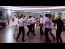 танец  БЪЛГАРСКУ  ХОРО(ч.1)