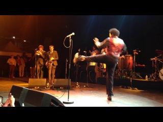 Charles Bradley (Nice Jazz Festival)