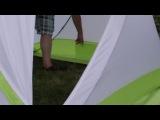 Зимняя палатка 'Лотос Cube Professional'