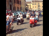 Vespa World Days 2014, Mantova