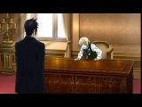 Там где боль клип по Темному дворецкому(Kuroshitsuji)(Сиель Алоис)