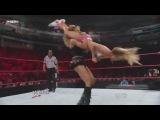 WWE Diva - Kelly Kelly - Tilt-A-Whirl Spinning Headscissor Takedown
