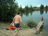 прыжок в воду (спортивные приколы ) (падения,неудачи) (трюки,экстрим,паркур,сальто) (2013 -2014)